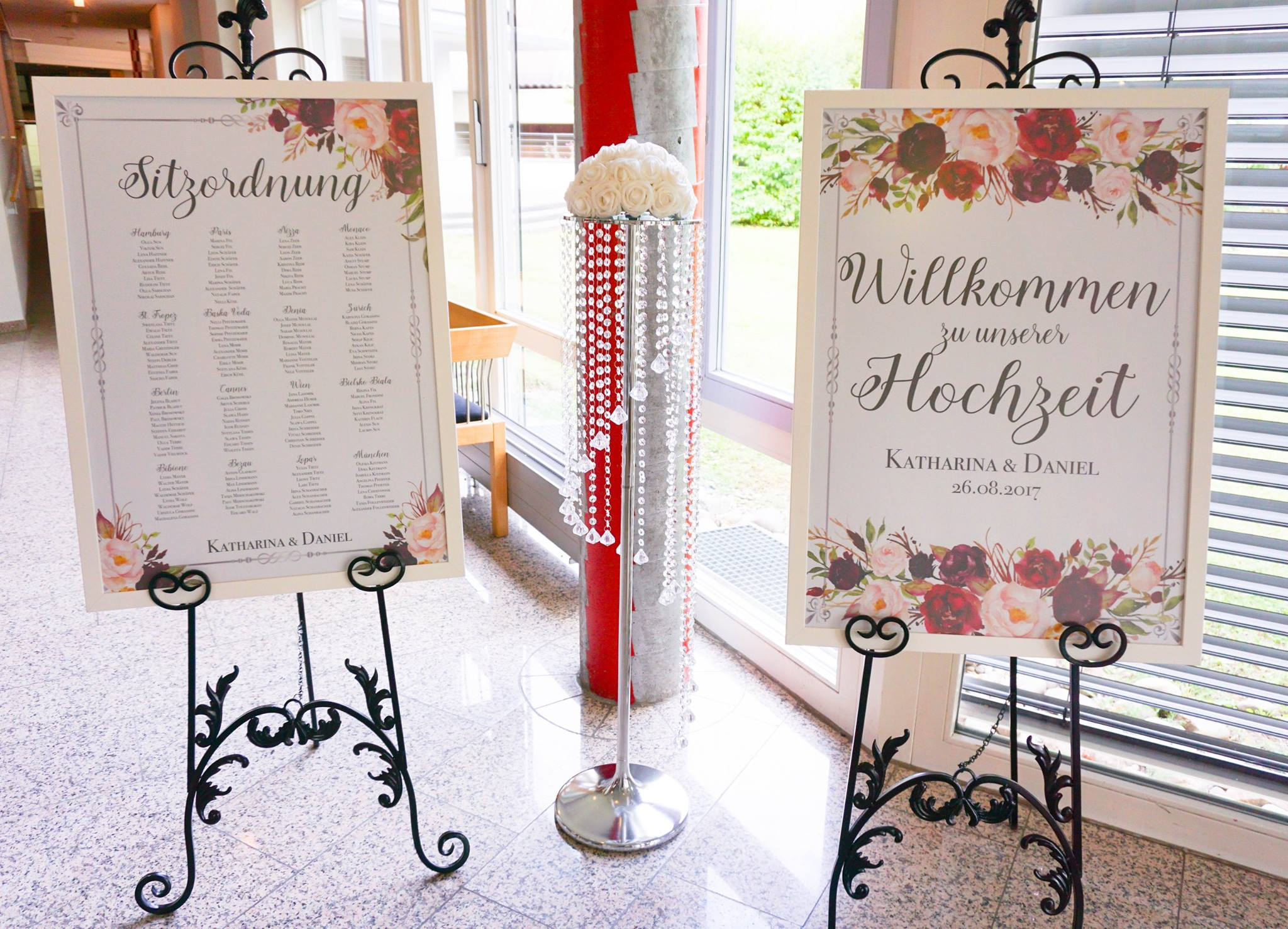 Jennifer Wesner Events Event Und Hochzeitsdekoration Klassisch